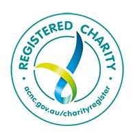 آرم خیریه ثبت شده ACNC