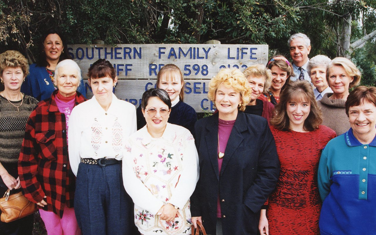 Volunteers, 1995.